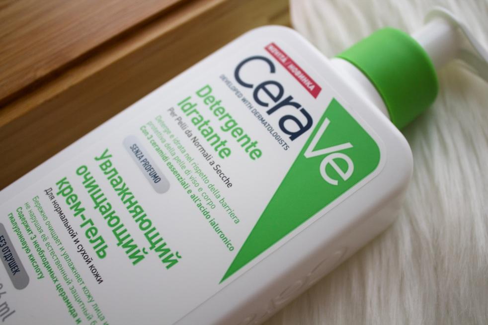 Cerave - Detergente Idratante